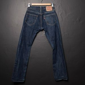Levi's Matchstick Skinny Selvedge Jeans W 30 L 32